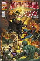 Homem-Aranha/Sonja # 2