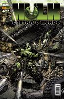 Hulk contra o mundo # 4