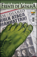 Hulk contra o Mundo - Frente de Batalha # 1