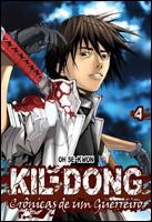 Kil-Dong, crônicas de um guerreiro # 4
