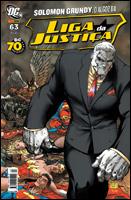Liga da Justiça #63