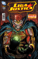 Liga da Justiça #64