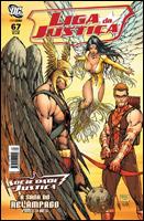 Liga da Justiça # 67