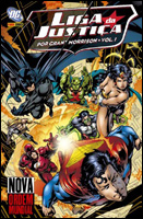 Liga da Justiça por Grant Morrison - Volume 1