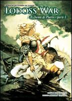 Lodoss War - A Dama de Pharis # 1