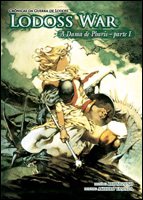 Lodoss War - A Dama de Pharis # 1