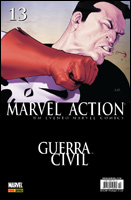 Marvel Action # 13
