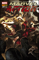 Marvel Action # 20
