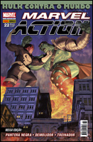 Marvel Action # 22