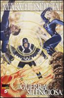 Marvel Especial # 5 - Guerra Silenciosa