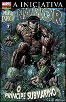 Marvel Especial # 7 - Namor, o Príncipe Submarino