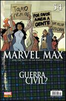 Marvel Max #54
