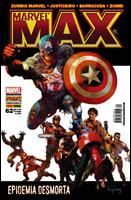 Marvel Max # 62