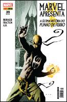 Marvel Apresenta # 35 - Punho de Ferro