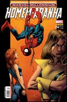 Marvel Millenium - Homem-Aranha # 74
