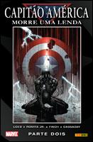 Capitão América - Morre uma Lenda 2