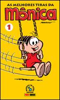 As melhores tiras da Mônica # 1