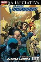 Os Novos Vingadores # 50