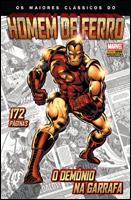 Os Maiores Clássicos do Homem de Ferro # 1