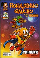 Ronaldinho Gaúcho e Turma da Mônica # 13