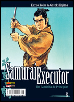Samurai Executor # 8