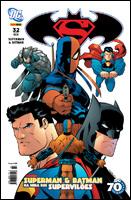 Superman & Batman # 32