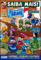 Saiba Mais! - Turma da Mônica # 7 - Descobrimento do Brasil