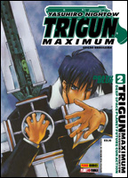 Trigun Maximum # 2