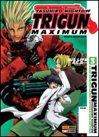 Trigun Maximum # 3
