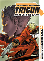 Trigun Maximum # 4