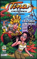 Tina e os Caçadores de Enigmas - Criaturas Lendárias # 1