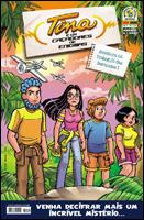 Tina e os caçadores de enigmas - Aventura no Triângulo das Bermudas # 1