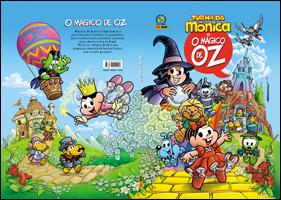 Turma da Mônica e o Mágico de Oz