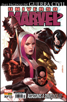 Universo Marvel # 33
