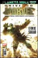 Universo Marvel # 35