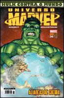 Universo Marvel # 36