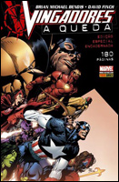 Vingadores - A Queda - Encadernado