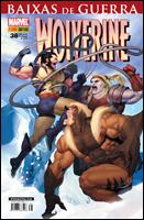 Wolverine # 38