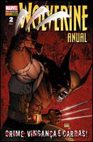 Wolverine Anual # 2