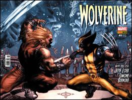 Wolverine # 41