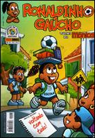 Ronaldinho Gaúcho e Turma da Mônica # 16
