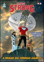 Tom Strong - A Invasão das Formigas Gigantes