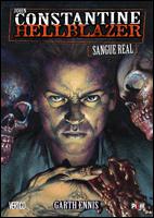 Hellblazer/Constantine - Sangue Real