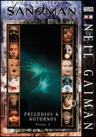 Sandman - Prelúdios e Noturnos - Volume 2