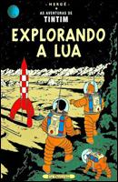 Tintim - Explorando a Lua