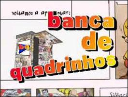 Banca de Quadrinhos