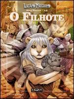 Leão Negro Série Origens - Volume 2 - O Filhote
