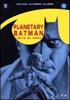 Planetary/Batman - Noite na Terra