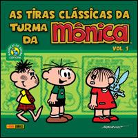 As Tiras Clássicas da Turma da Mônica - Volume 1