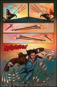 Wolverine - First Class # 9
